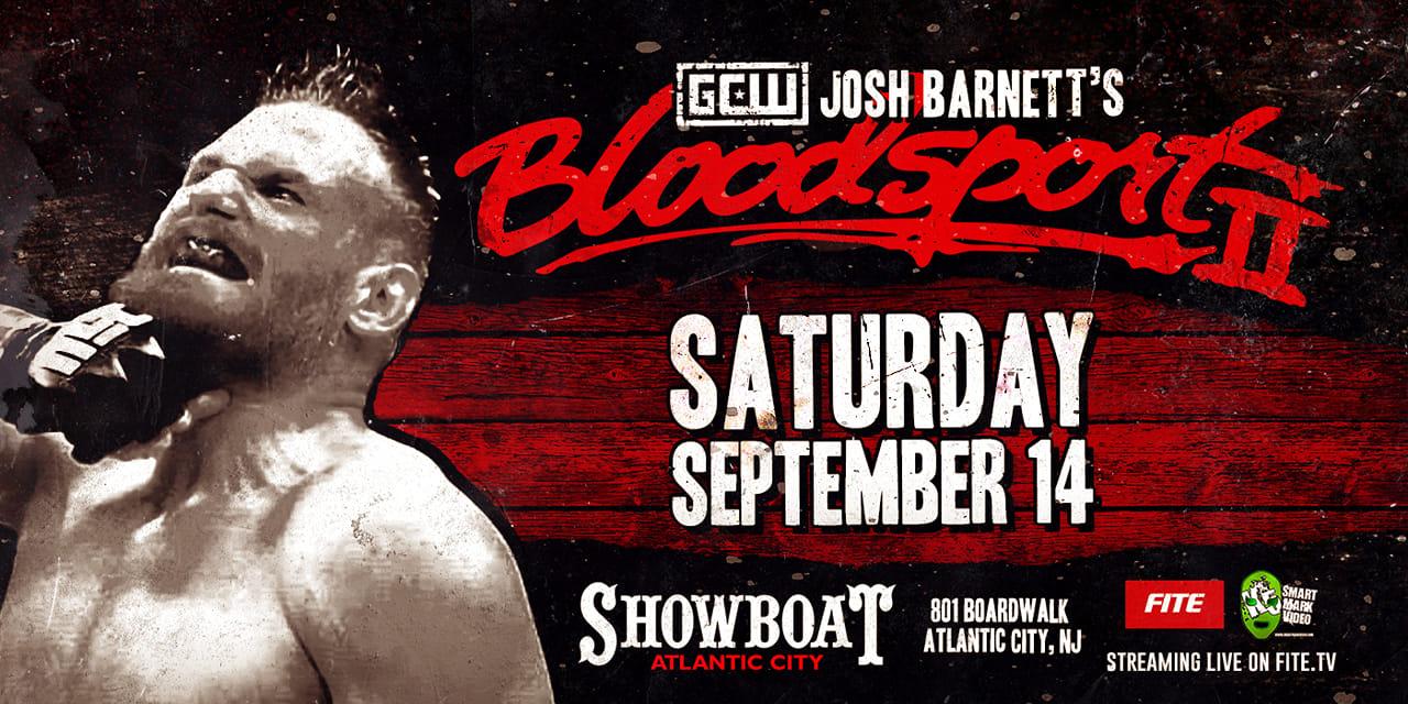 Josh Barnett's Bloodsport 2 Preview
