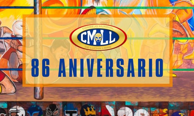 CMLL 86th Aniversario Preview
