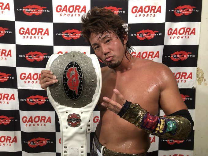 Dragon Gate Storm Gate (September 11) Results and Review