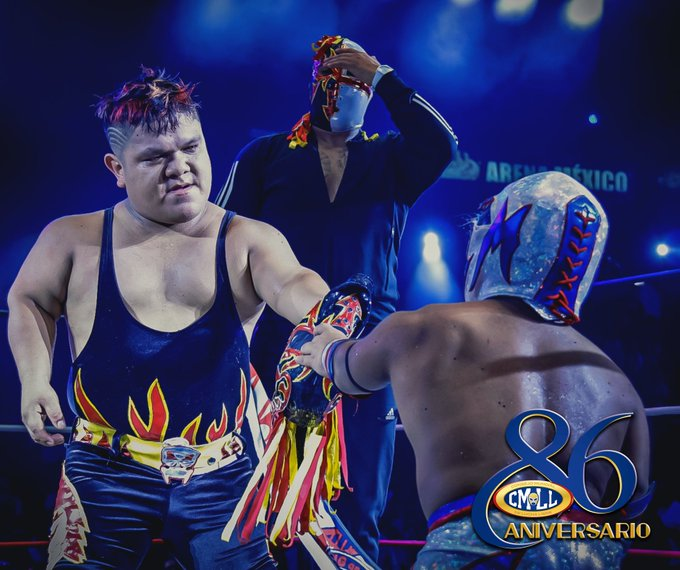 CMLL 86th Aniversario (September 27) Results & Review