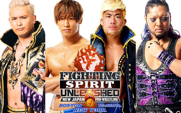 NJPW Fighting Spirit Unleashed (NYC) Preview & Predictions