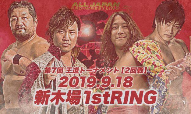 AJPW 7th Ōdō Tournament Night 4 (September 18) Results & Review