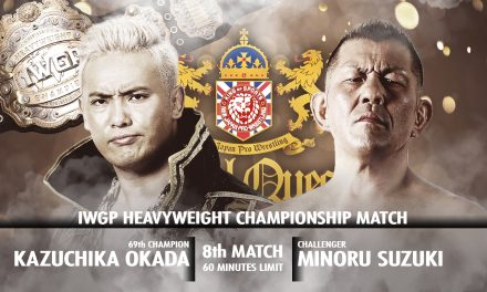 NJPW Royal Quest (August 31) Results & Review