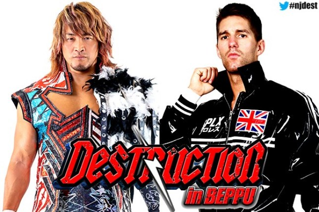 NJPW Destruction in Beppu 2019 (September 15) Preview & Predictions