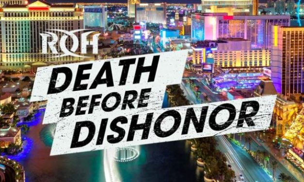 ROH Death Before Dishonor XVII (September 27) Preview & Predictions