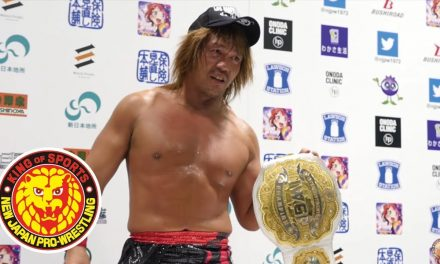 Sport of Pro Wrestling: Has Tetsuya Naito Become Professional Wrestling's Lovable Loser?