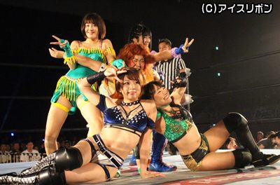 New Ice Ribbon #992 (September 14) Results & Review
