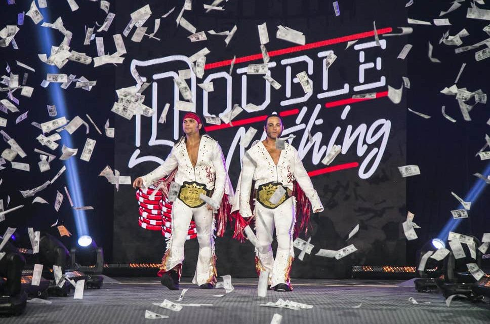 Are We Sure the Young Bucks Aren't the Greatest Tag Team Ever?