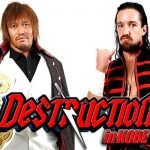 NJPW Destruction in Kobe 2019 Preview & Predictions