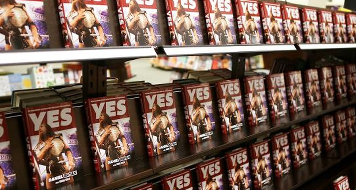 VOW Book Review: Yes: My Improbable Journey to the Main Event of WrestleMania