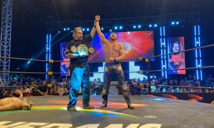 AAA Heroes Inmortales XIII (October 19) Results & Review