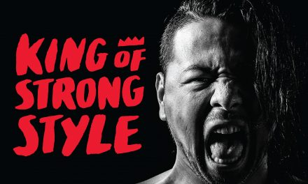 VOW Book Review: King of Strong Style