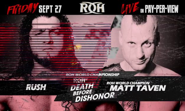 ROH Death Before Dishonor XVII (September 27) Results & Review