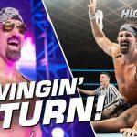 The Swingman is Back in Impact Wrestling