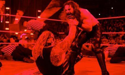 The House Call: Seth vs. The Fiend (WWE HIAC 2019)