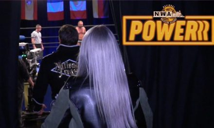 Studio Wrestling Has Returned: NWA Powerrr Delivers in Debut