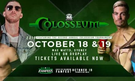 PWA Colosseum 2019 Night 1 (October 18) Results & Review