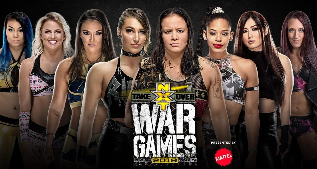 NXT TakeOver: War Games III (November 23) Preview & Predictions
