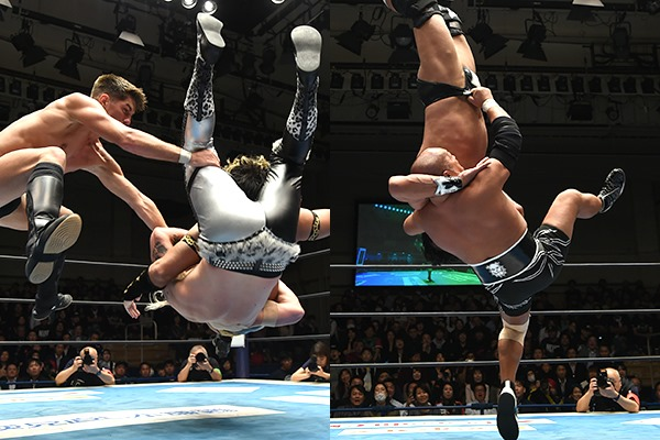 NJPW World Tag League 2019 Night 3 (November 18) Results & Review