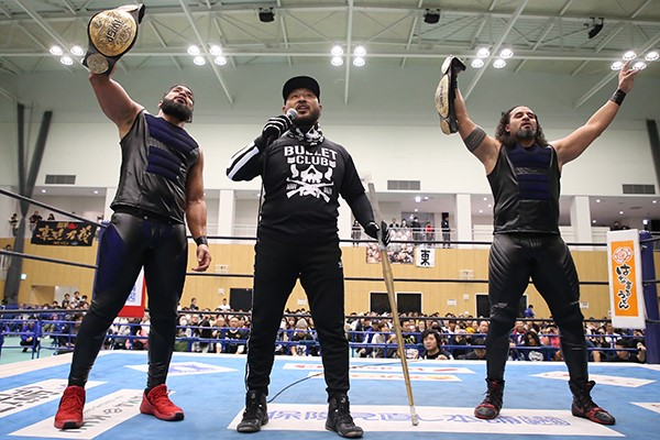 NJPW World Tag League 2019 Night 5 (November 21) Results & Review