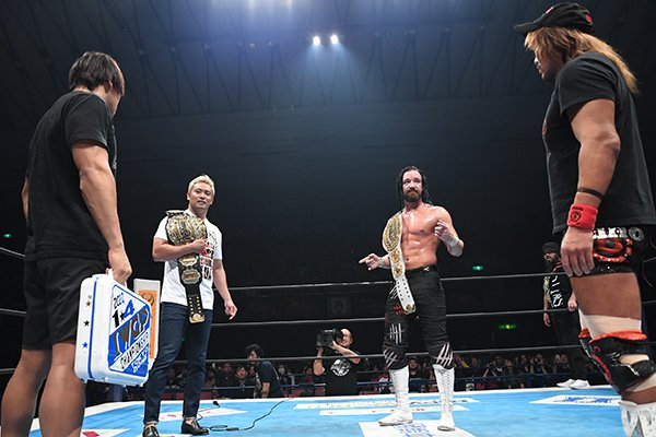 NJPW Power Struggle 2019 (November 3) Results & Review
