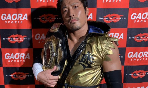 Dragon Gate Gate of Destiny 2019 (November 4) Results & Review
