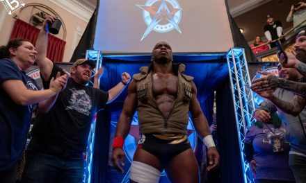 AAW Unstoppable (November 30) Live Report & Review