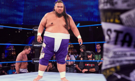 Fallah Bahh: Impact Wrestling's Most Underrated Star