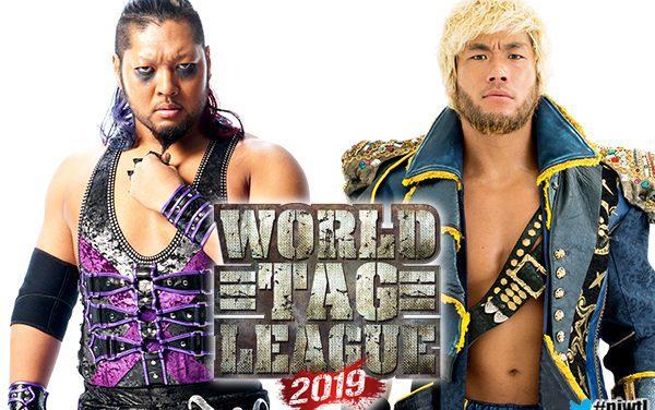 NJPW World Tag League 2019 Participants & Preview