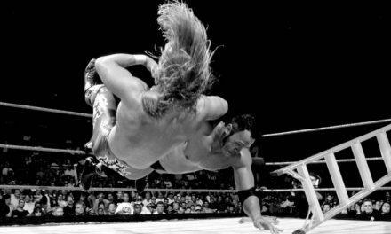 Hot Under The (Brian) Collard: Triple H vs. The Rock (August 30, 1998)