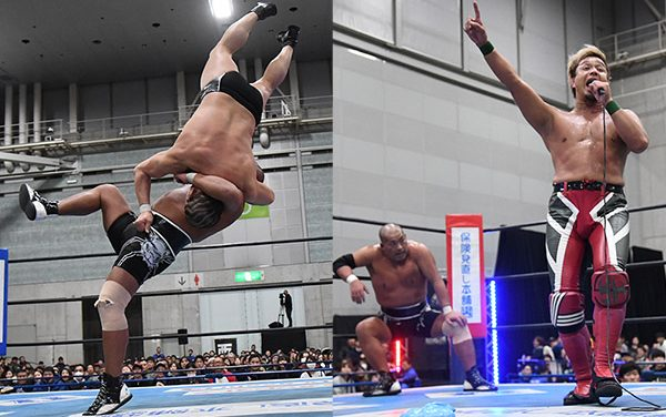 NJPW World Tag League Night 16 (December 6) Results & Review