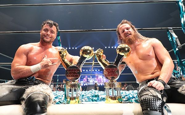 NJPW World Tag League 2019 Night 17 – Final (December 8) Results & Review