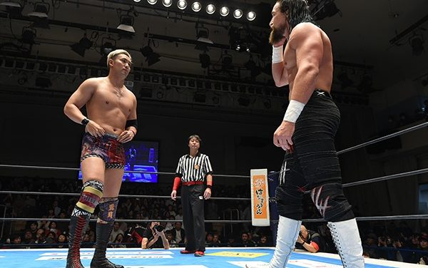 NJPW Road To Wrestle Kingdom Night 1 (December 19) Results & Review