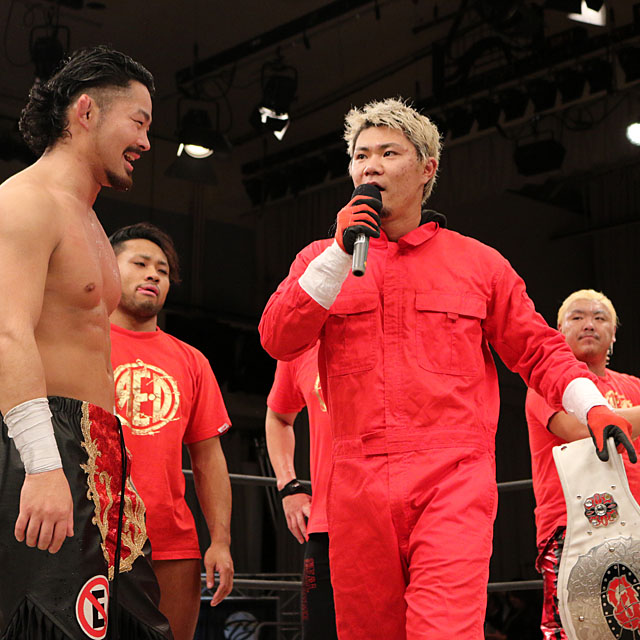 Dragon Gate Fantastic Gate 2019 (December 4) Results & Review