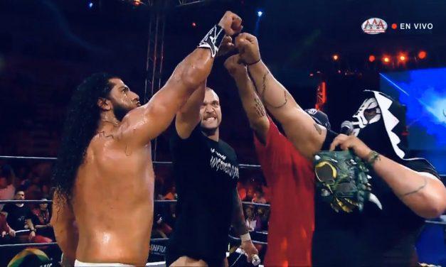 AAA Guerra de Titanes 2019 (December 14) Results & Review