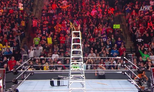 WWE Tables, Ladders & Chairs 2019 Results & Review