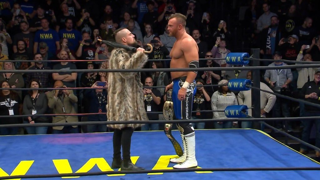NWA Into the Fire (December 14) Results & Review