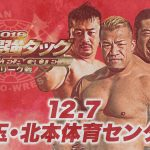 AJPW Real World Tag League 2019 (Night 17) Results & Review