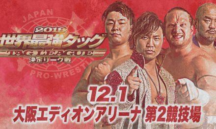 AJPW Real World Tag League 2019 Nights 11 – 15
