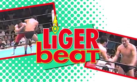 Liger Beat: A Celebration of Jushin Thunder Liger's Career (1986)