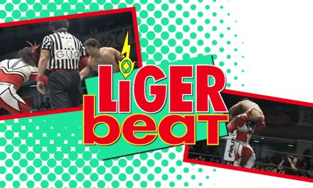 Liger Beat: A Celebration of Jushin Thunder Liger's Career (2009)