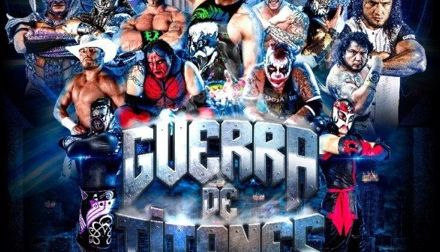 AAA Guerra de Titanes 2019 Preview