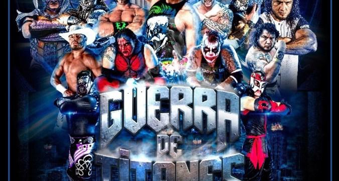AAA Guerra de Titanes 2019 Preview
