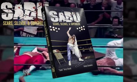 Sabu: Scars, Silence & Superglue (VOW Book Review)