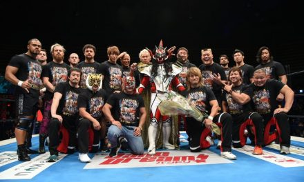 NJPW New Year Dash!! 2020 (January 6) Results & Review