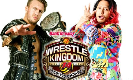 Instant Reaction: Wrestle Kingdom 14 (Night 1)