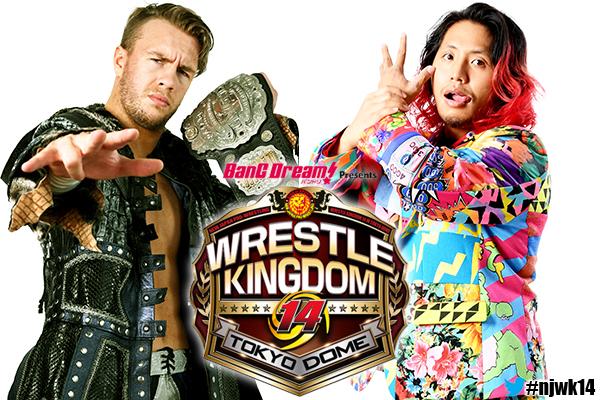 Instant Reaction: Wrestle Kingdom 14 (Night 1)
