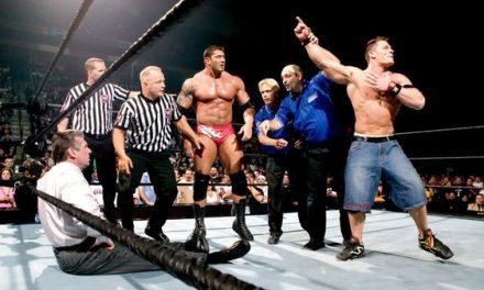 Rumble Rewind: 2005