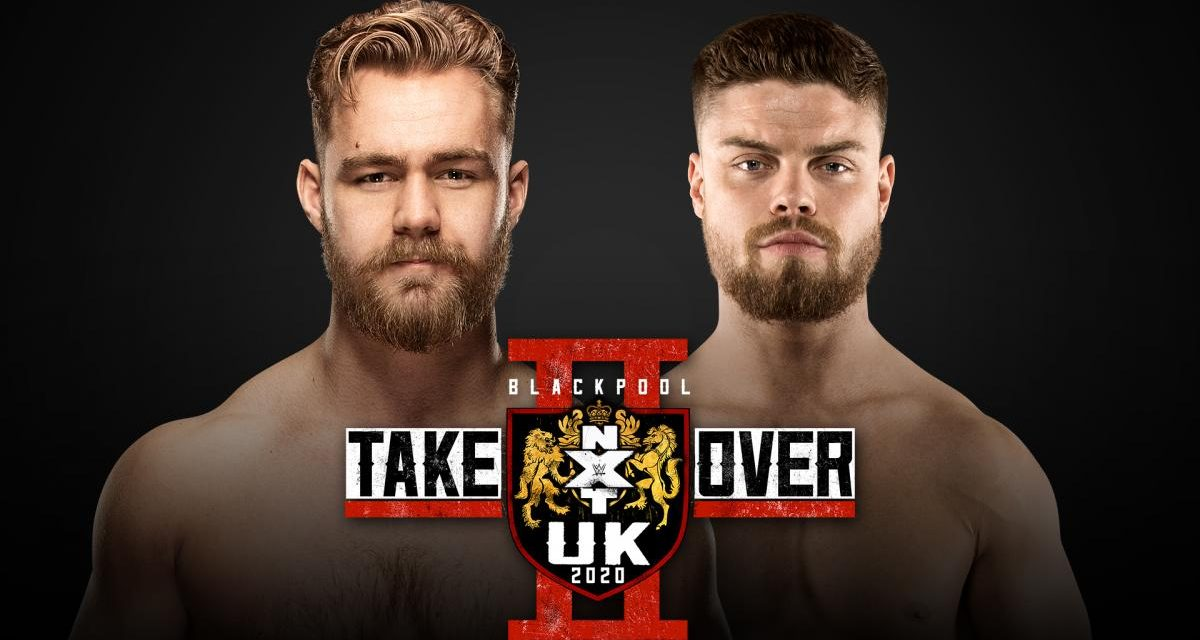 NXT UK TakeOver: Blackpool II (January 12) Preview & Predictions