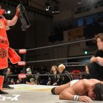 Dragon Gate Open the New Year Gate (January 15) Results & Review